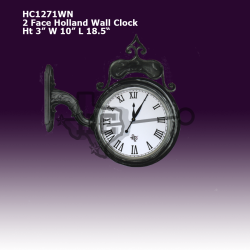 2-Faced-Holland-Wall-Clock-2