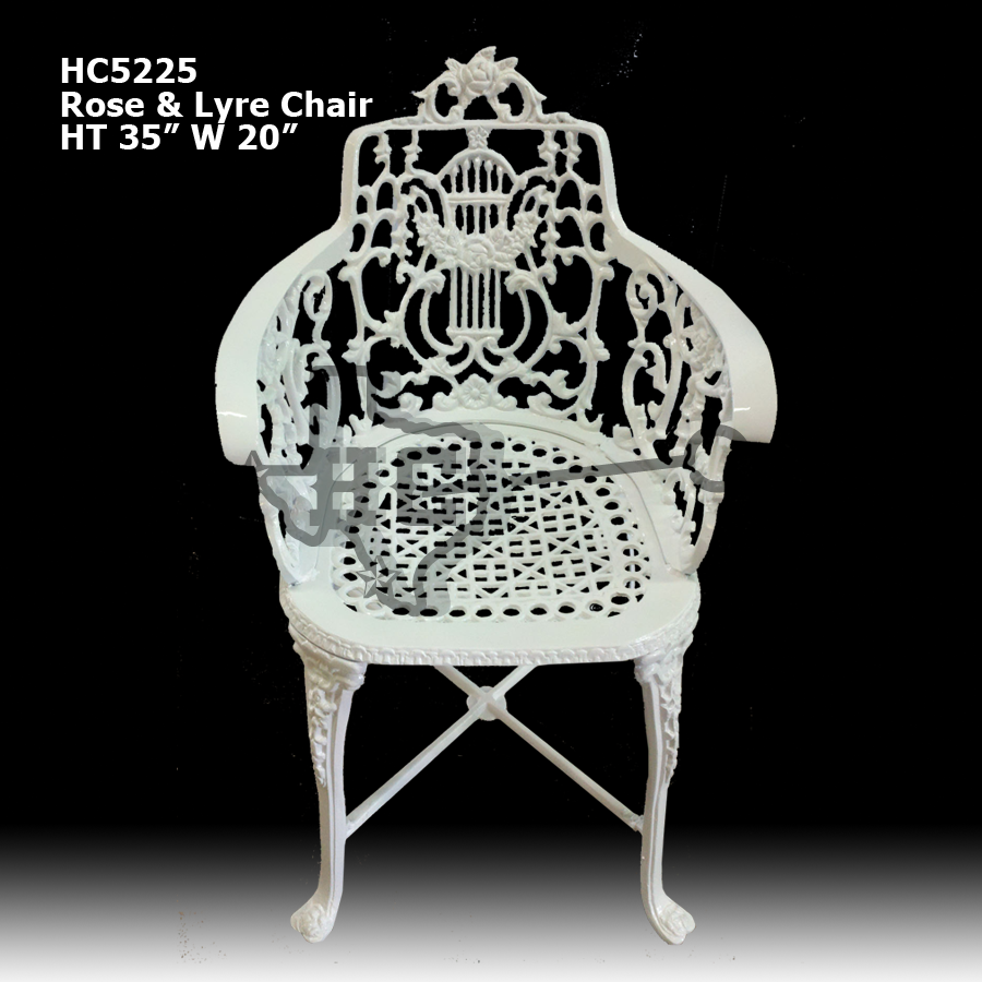 Assorted Chairs Hatley Castings