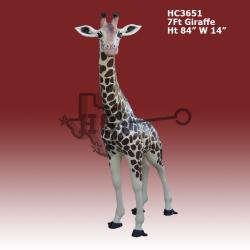 7ft-giraffe