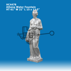Athena-fountain