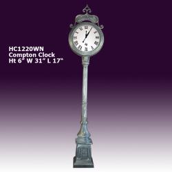 Compton-Clock