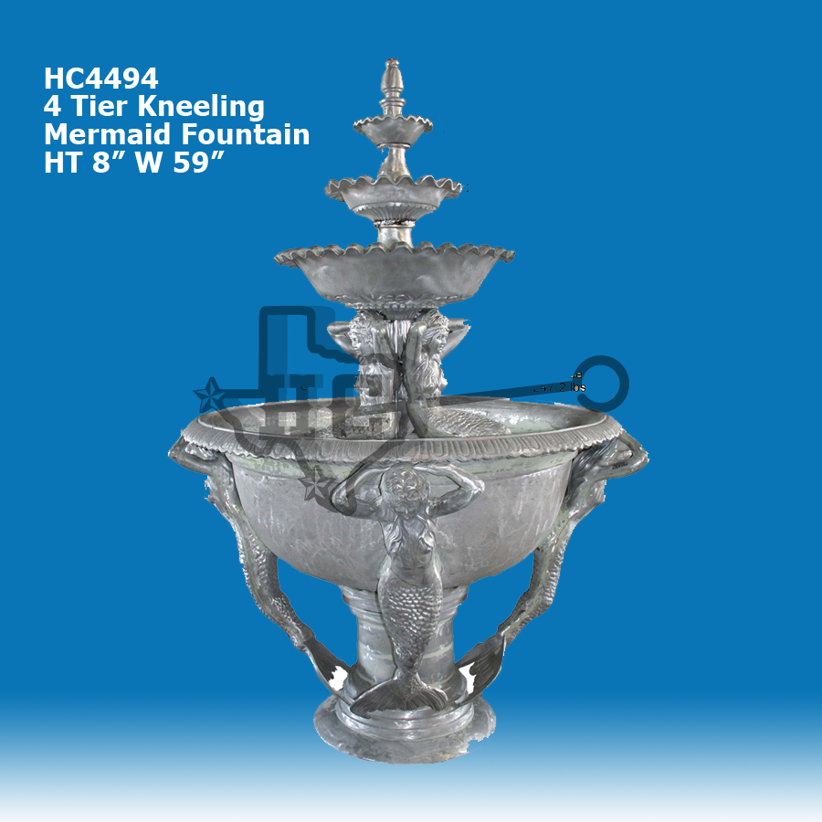 Specialty Fountains Hatley Castings