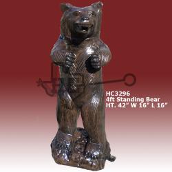 HC296-4ft-standing-bear