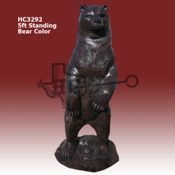 HC3292-5ft-standing-bear-color