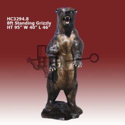 HC3294.8-8ft-standing-grizzly