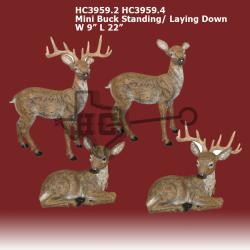 Mini-Buck-deer-laying