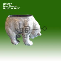 bear-planter