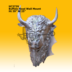 buffalo-head-wall-mount