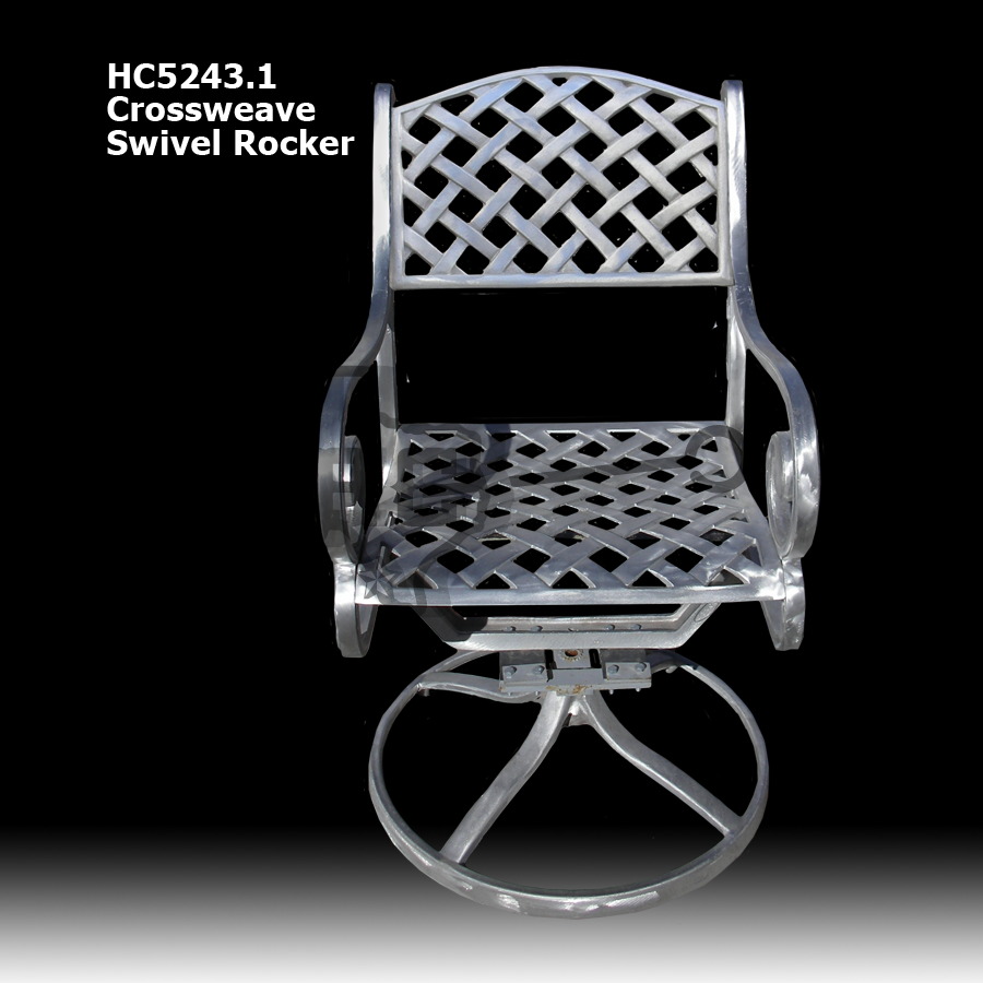 Crossweave Patio Furniture Hatley Castings