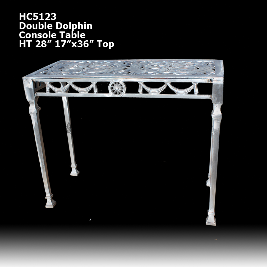 Dolphin Patio Furniture Hatley Castings