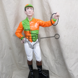 jockey-orange-green-front