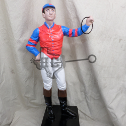 jockey-red-blue