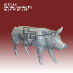 life-size-standing-pig