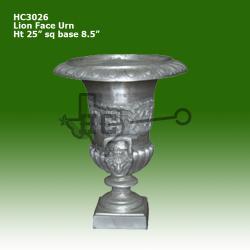 lion-face-urn