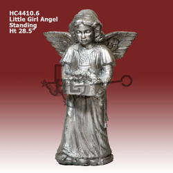 little-girl-angel-standing