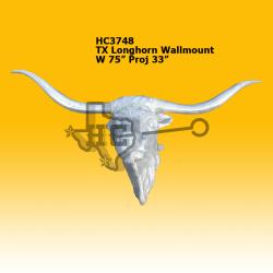 longhorn-wallmount