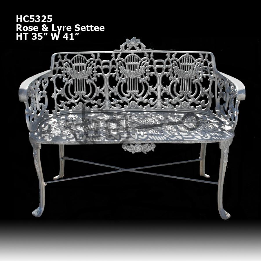 Rose Patio Furniture Hatley Castings