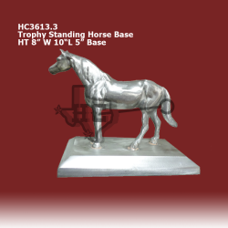 trophy-standing-horse--w-base