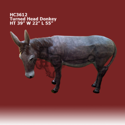 turned-head--burro-painted-color