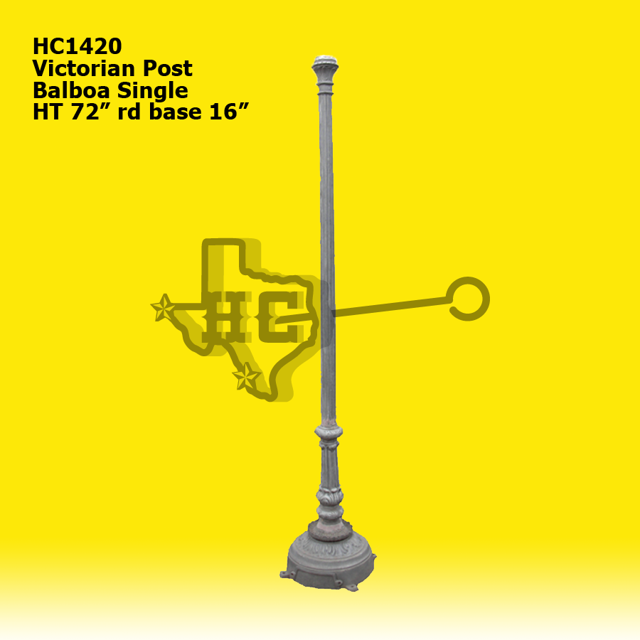 Victorian Lamp Posts And Tops Hatley Castings